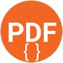 PDF to JSON (by PDFLite.co)