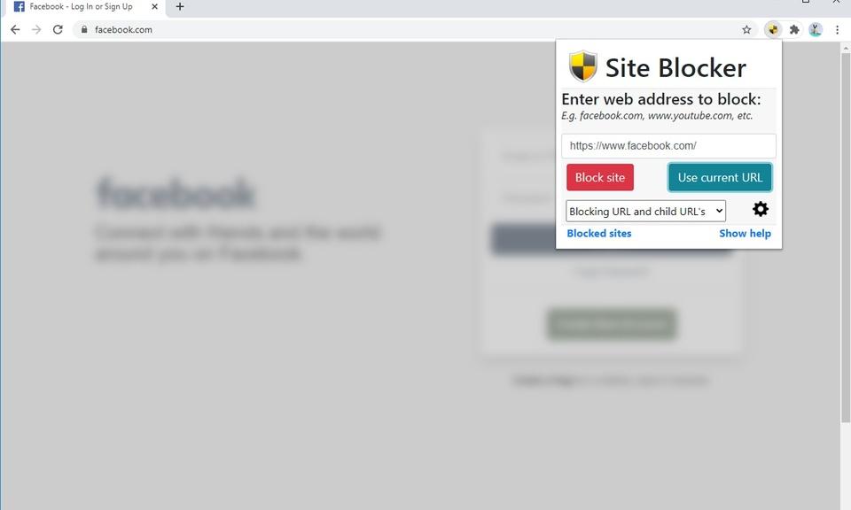 Site Blocker
