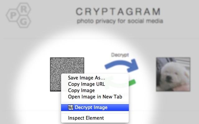 Cryptagram
