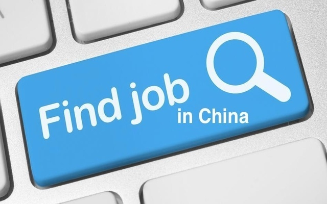 Jobs in China