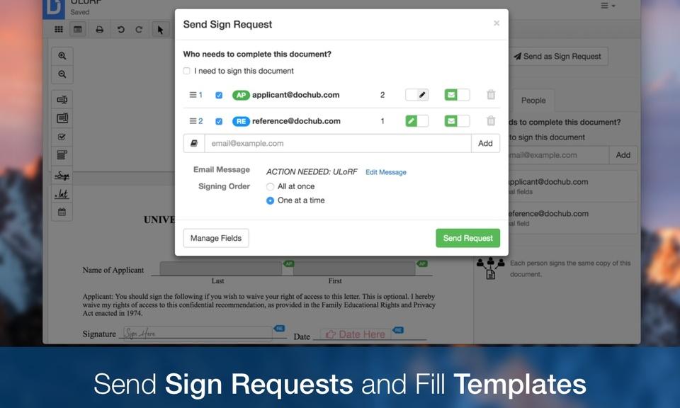 DocHub - Edit and Sign PDF Documents-PDF 文档编辑器