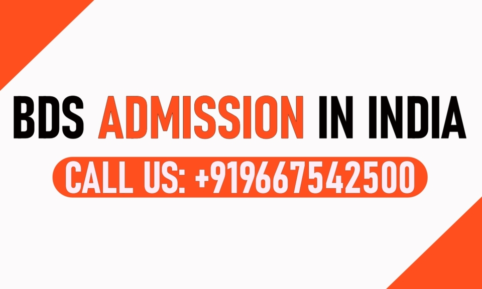 BDS Direct Admission - Lowest Fees Guaranteed