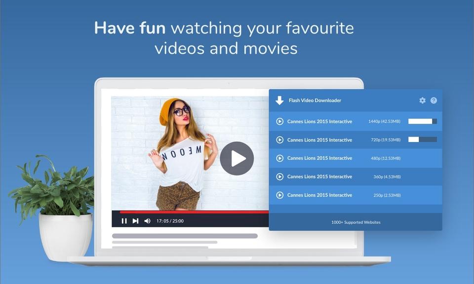 Flash Video Downloader - flash视频下载器