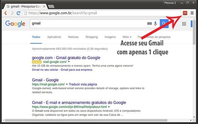 Gmail Entrar- Gmail 账户快捷登录插件