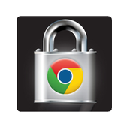 Password Protection - Secure Chrome - LOGO