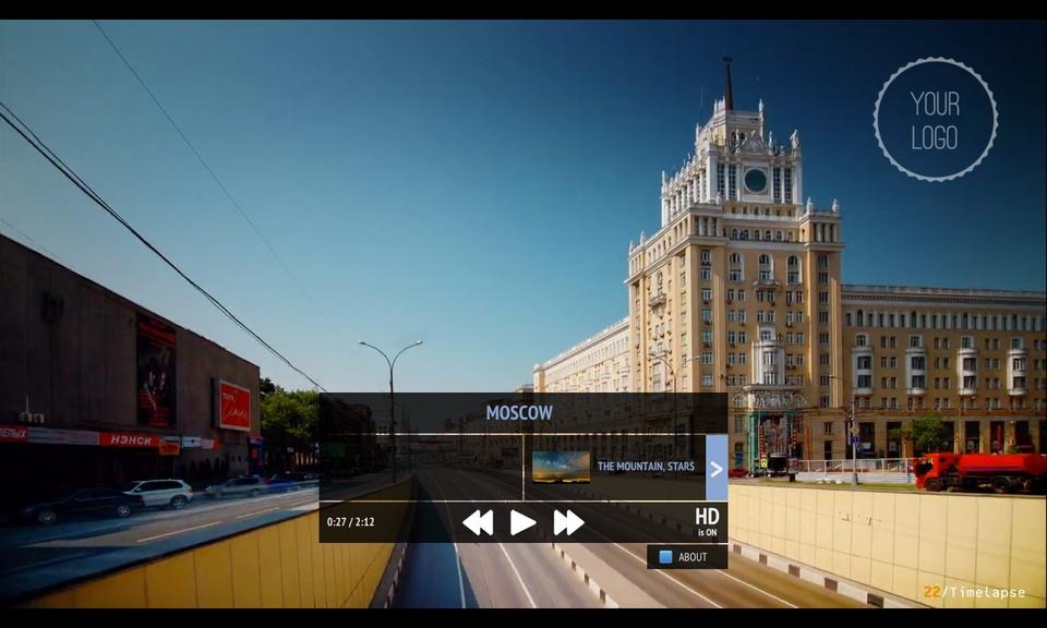 Viloud: create a branded TV channel