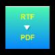 RTF to PDF Converter 插件