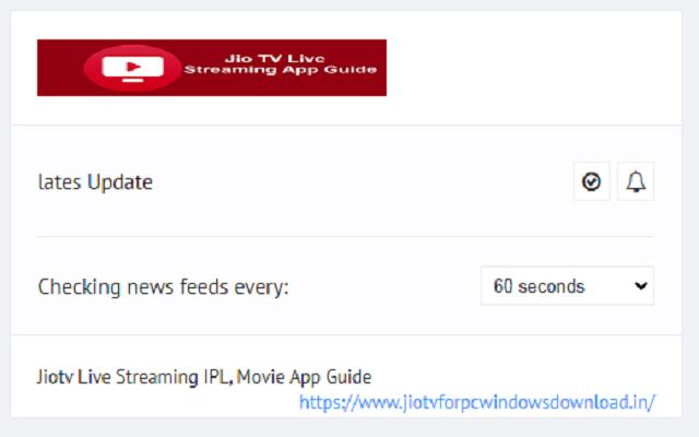 Jiotv Live Streaming IPL,Movies App Guide