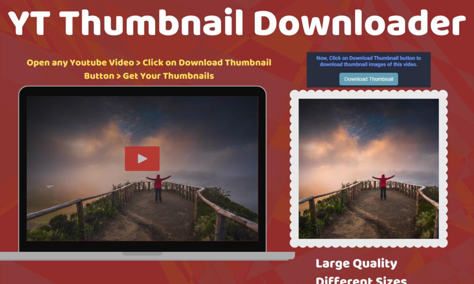 YT Thumbnail Downloader