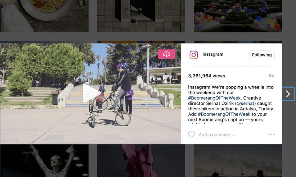 Media Helper - Instagram图片视频下载插件