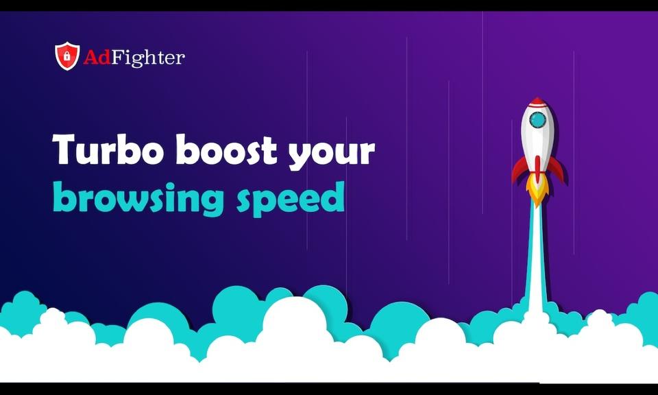 AdFighter- Faster,Safer & Smarter Ad Blocker