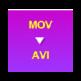 MOV to AVI Converter 插件