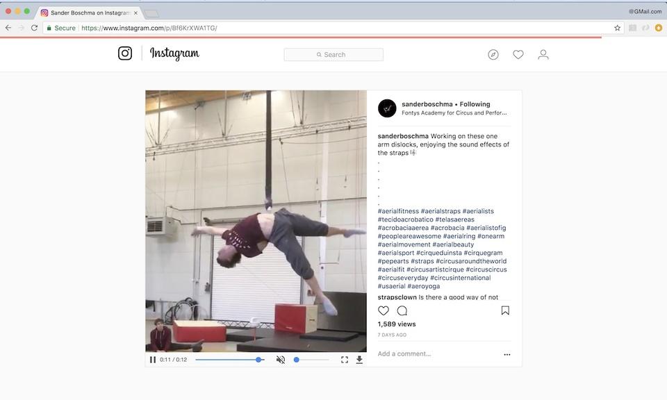Video Scrubber for Instagram