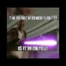 Motherf_ck_ng Purple Lightsaber Plugin