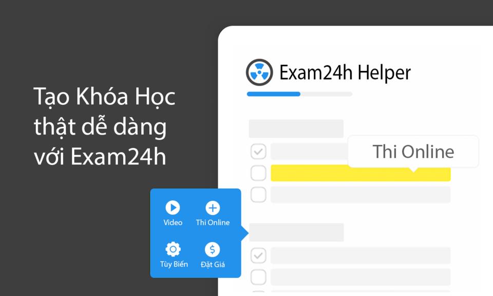 Exam24h Helper