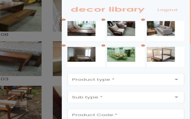 Decor library clipper