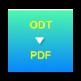 ODT to PDF Converter 插件
