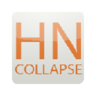 Hacker News Collapse 插件