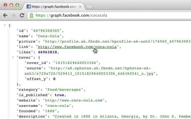 JSON Formatter- JSON 语言网页阅读插件