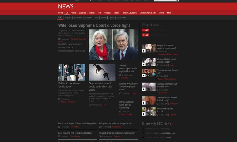 BBC Dark