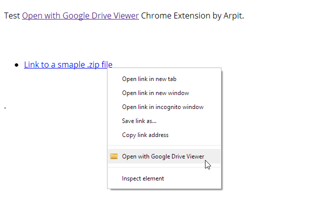 Open with Google Drive™ Viewer