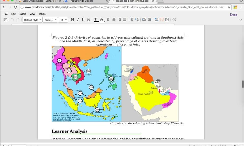 LibreOffice编辑器