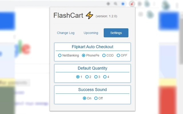 FlashCart