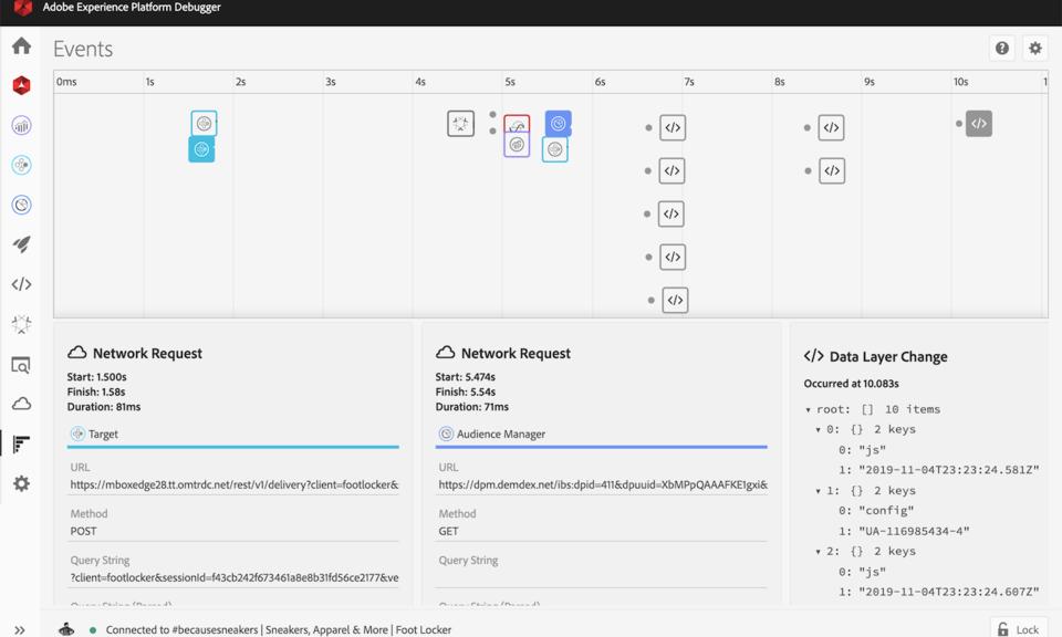 Adobe Experience Platform Debugger