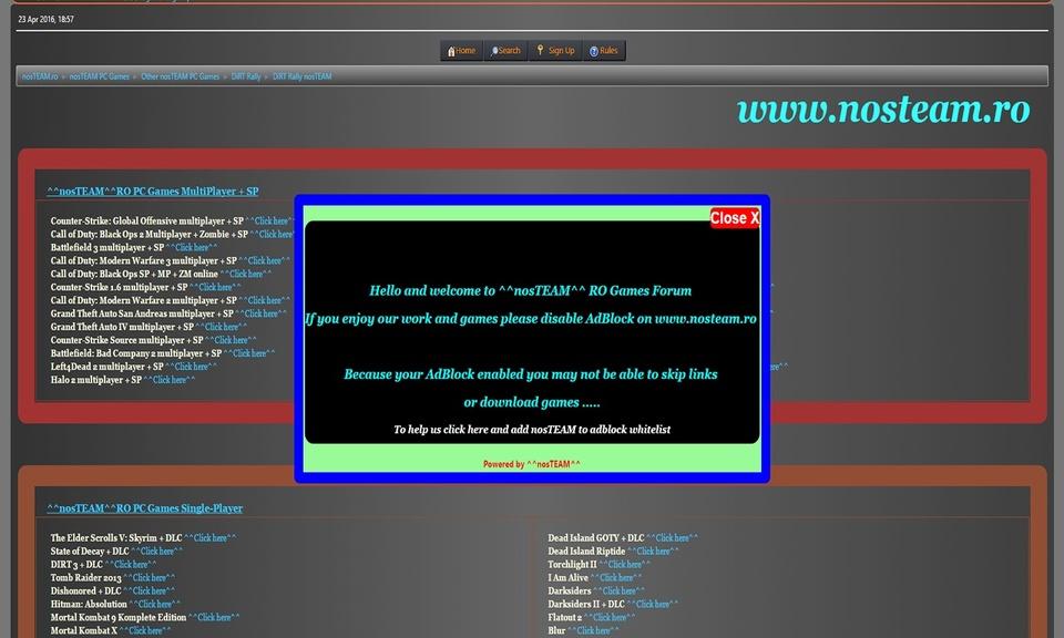 NosTeam Block Remover