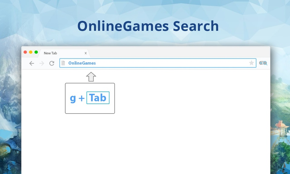 OnlineGames Search
