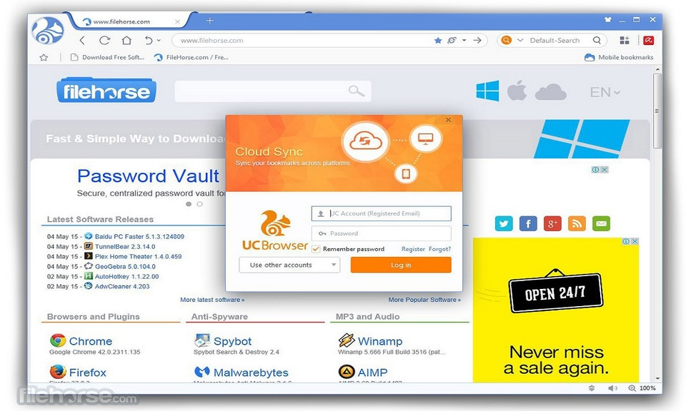 UC Browser - Free & Fast Video Downloader