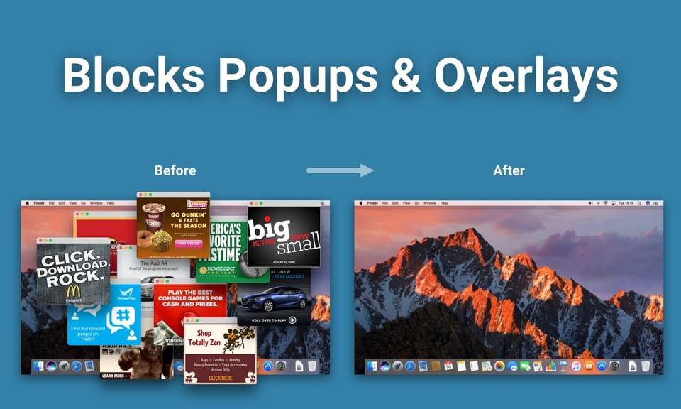 Pop up blocker for Chrome™ - Poper Blocker-拦截广告弹窗插件