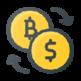 Instant BTC to USD/GBP
