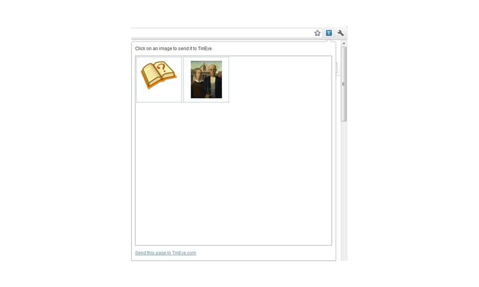 TinEye Reverse Image Search (old version)