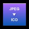 JPEG to ICO Converter