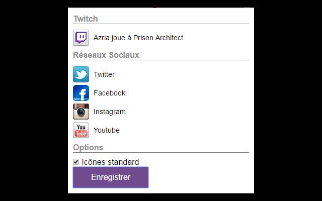 Twitch Azria