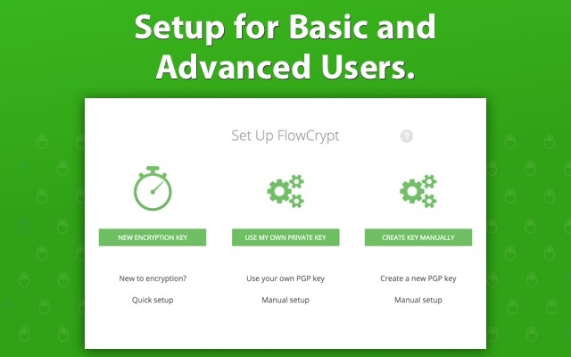 FlowCrypt: Encrypt Gmail with PGP