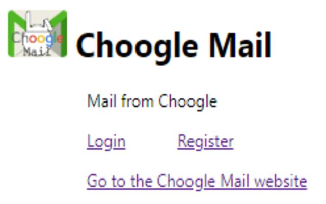 Choogle Mail
