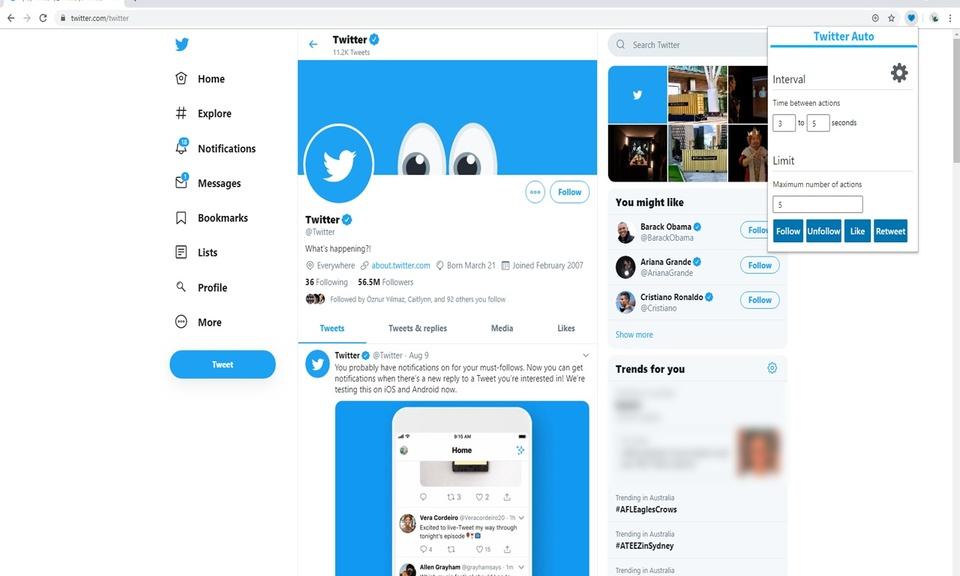 Twitter Auto [PRO]