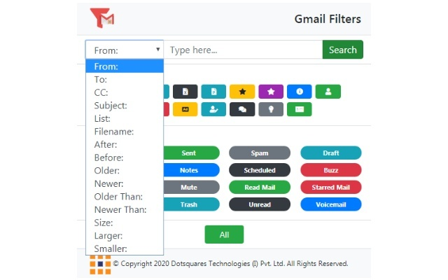 Filters For Gmail