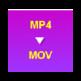 MP4 to MOV Converter 插件