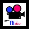 Flider - Flickr 照片幻燈秀