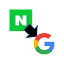 Naver search to Google 插件