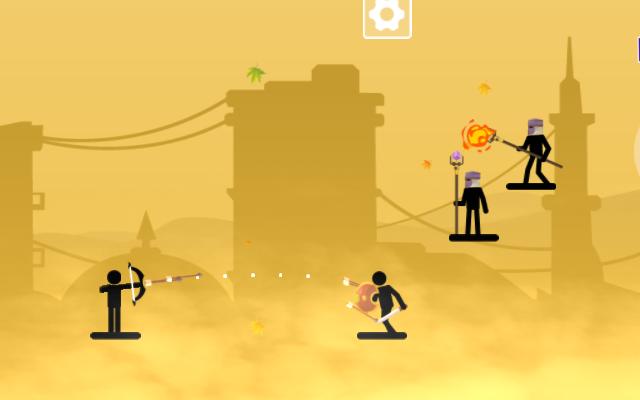 Stickman Archer 2 Game