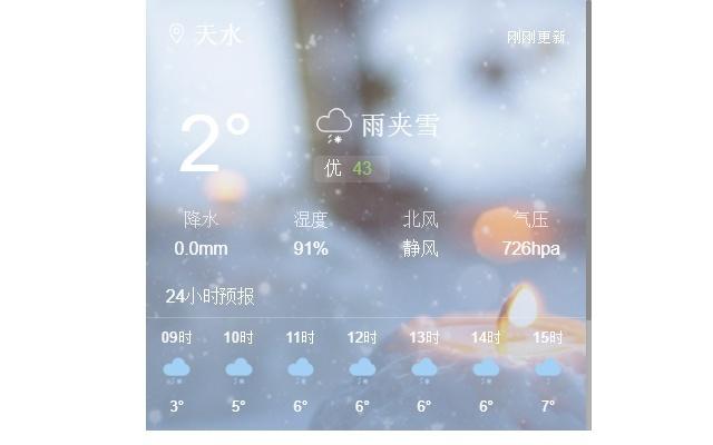 China Weather   中国天气预报