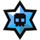 Custom Krunker UI (Blue)