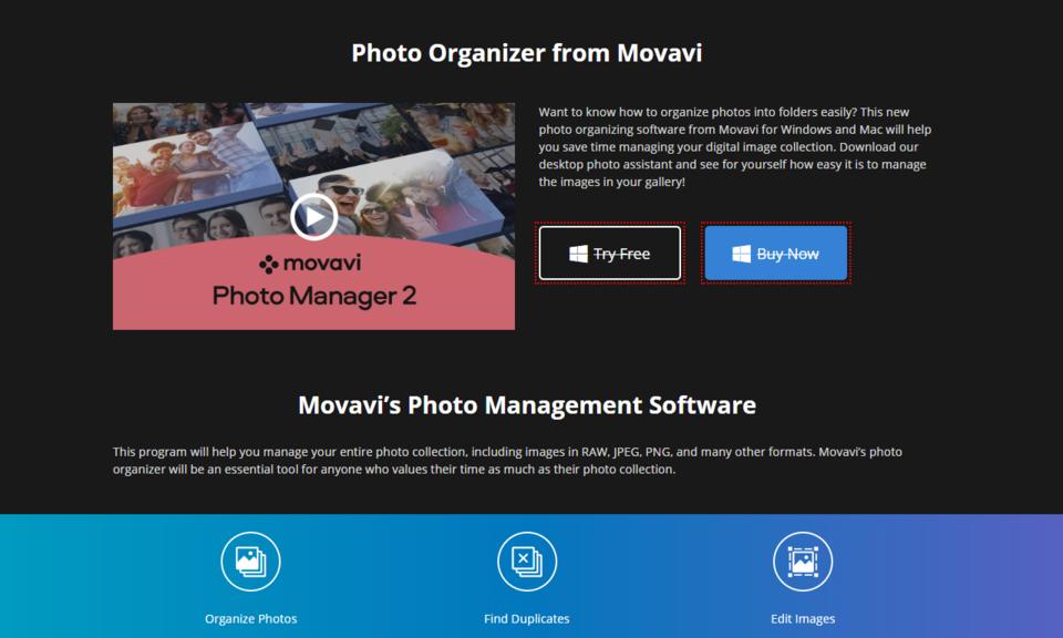 Movavi Photo Manager