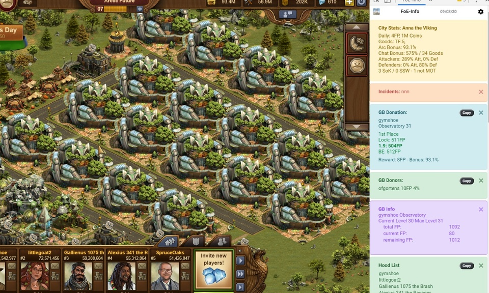 Forge of Empires - Game Info