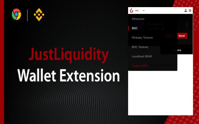 JustLiquidity Wallet