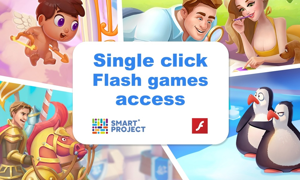 Play Smart Project Flash Games